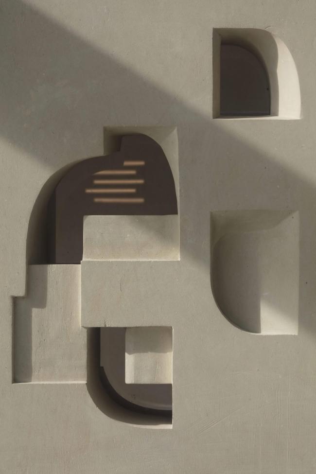 Комплекс искусств Льюиса Принстонского университета © Paul Warchol