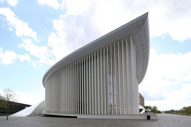 Филармония Люксембурга. Фото предоставлено Praemium Imperiale
