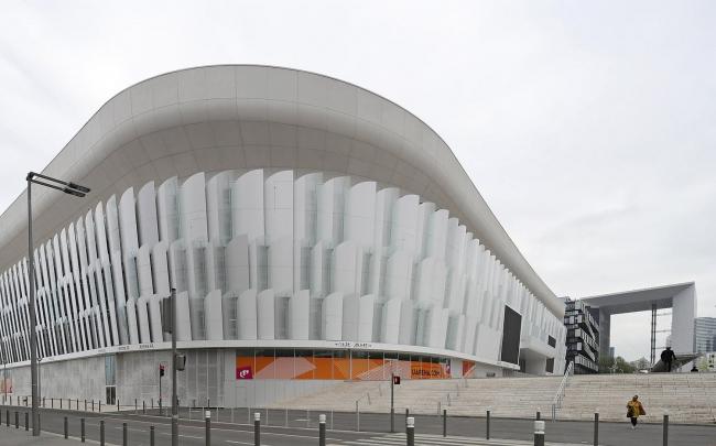 Стадион U Arena в парижском деловом районе Дефанс. Фото предоставлено Praemium Imperiale