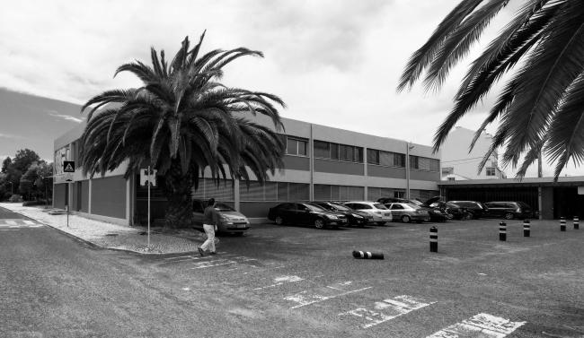 Штаб-квартира GS1 Portugal. Вид здания до реконструкции. Фото © Fernando Guerra / FG+SG