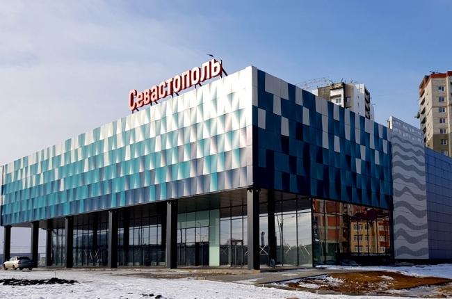 Торговый комплекс «Севастополь» © GRADAS