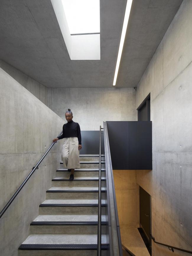 Новое здание галереи Тейт в Сент-Айвс © Hufton+Crow