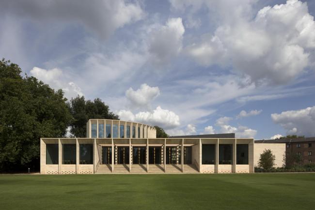 Центр султана Назрина Шаха в Оксфордском университете © Nick Kane