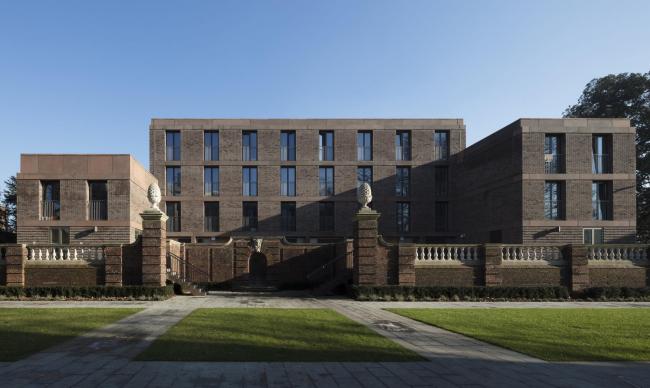 Общежитие Чэдвик-холл университета Рохемптона в Лондоне © Nick Kane