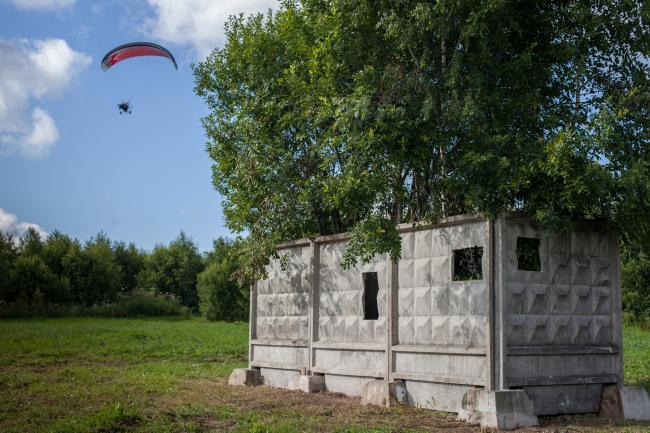 Вилла ПО-2. Фотография предоставлена пресс-службой «Архстояния»