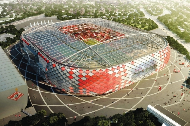 Стадион «Открытие Арена»