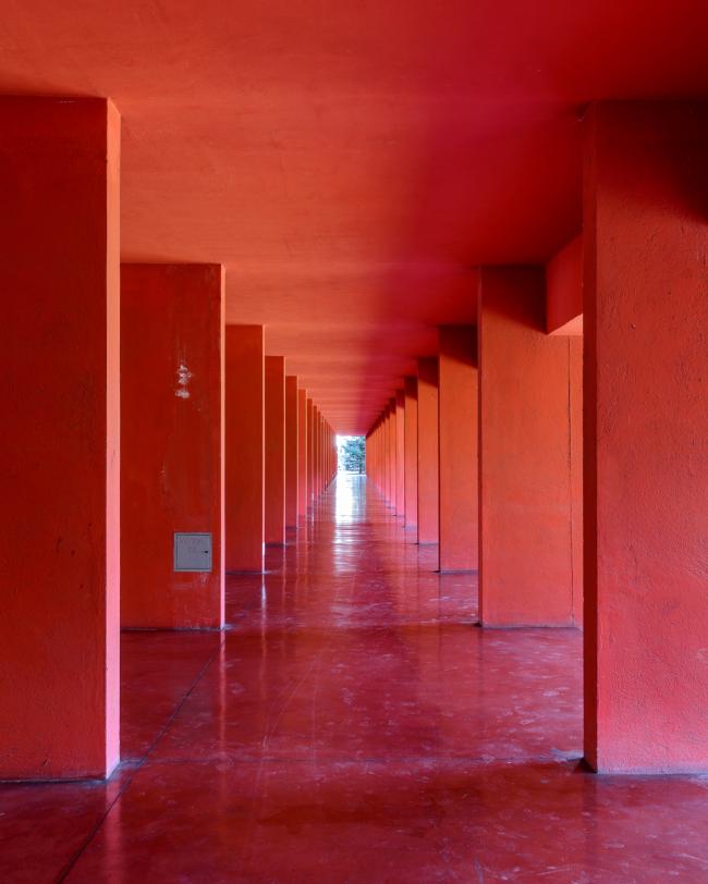 Комплекс «Монте Амиата». Корпуса Карло Аймонино. Фото © Василий Бабуров