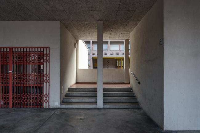Комплекс «Монте Амиата». Корпус Альдо Росси. Фото © Василий Бабуров