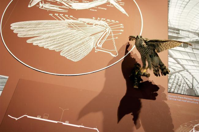 The Russian Pavilion, Venice, Architectural Biennale. Photograph Arhi.ru