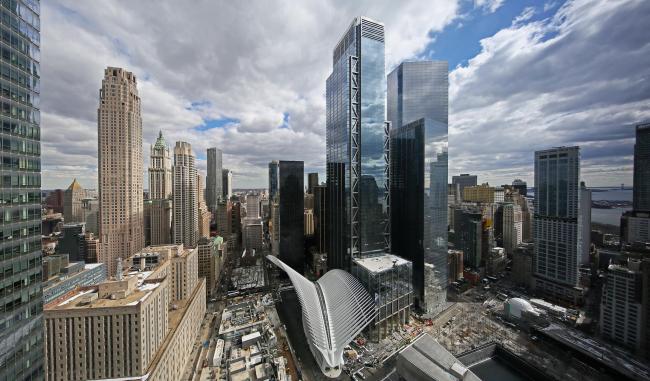 ВТЦ Башня 3. Фото: Joe Woolhead / Silverstein Properties