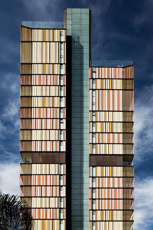 Башня Forma Itaim. Фото © Nelson Kon