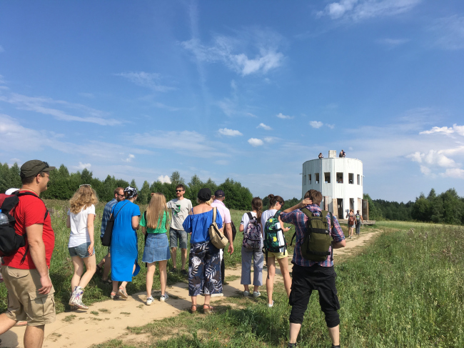 Начало пути. Архстояние 2018. Фотография Архи.ру