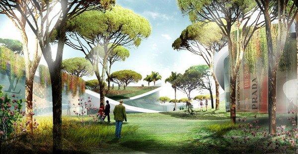 Проект Джулиена Де Шмедта