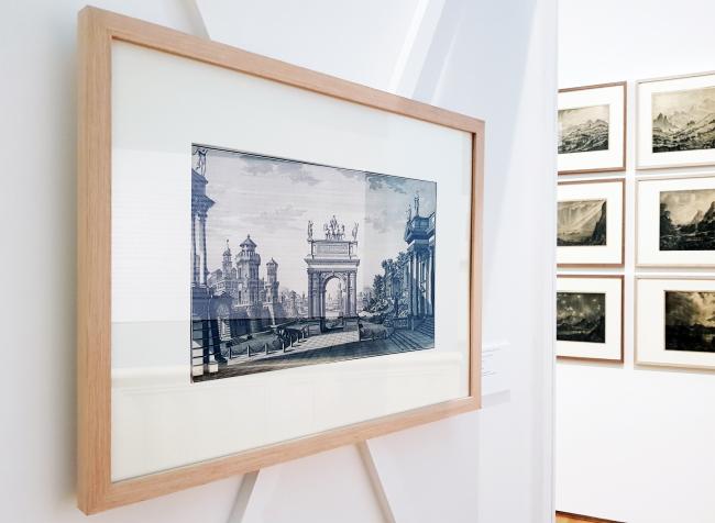 Выставка «Гипноз пространства», Царицыно. Фотография: Ю.Тарабарина, Архи.ру