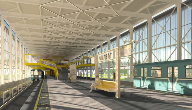 Станция метро «Филатов луг»