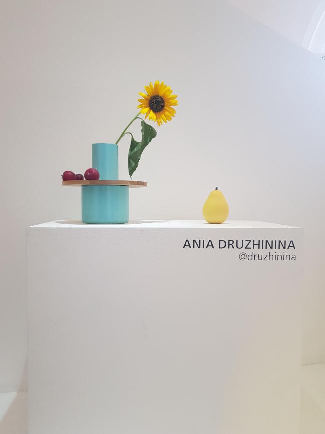 Работы Ани Дружининой. Фото предоставлено Nerka Design Project