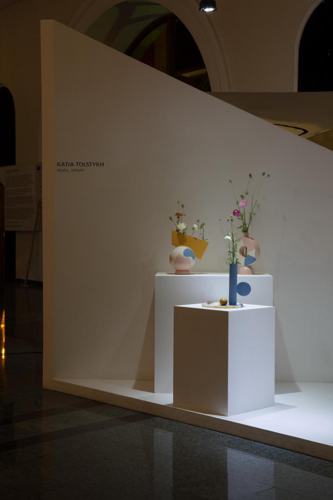 Работы Кати Толстых. Фото предоставлено Nerka Design Project