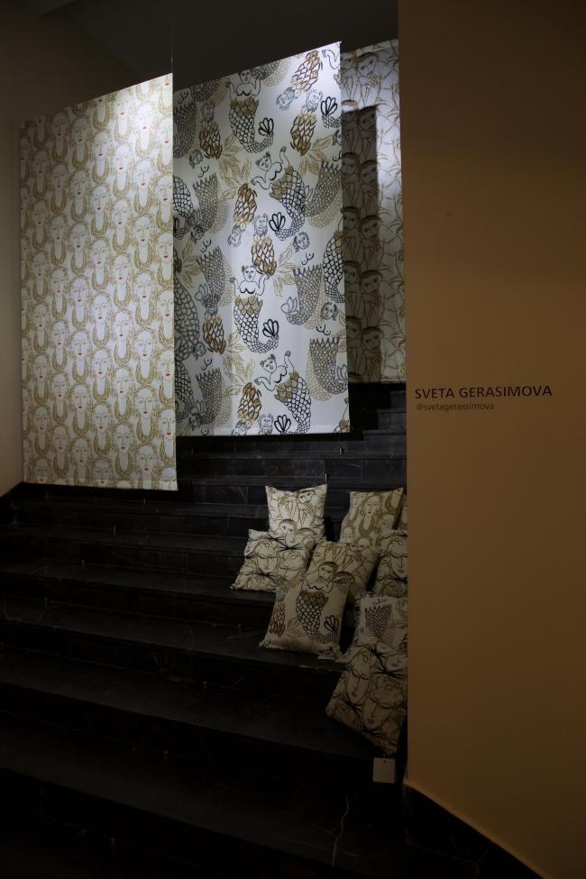 Работы Светы Герасимовой. Фото предоставлено Nerka Design Project