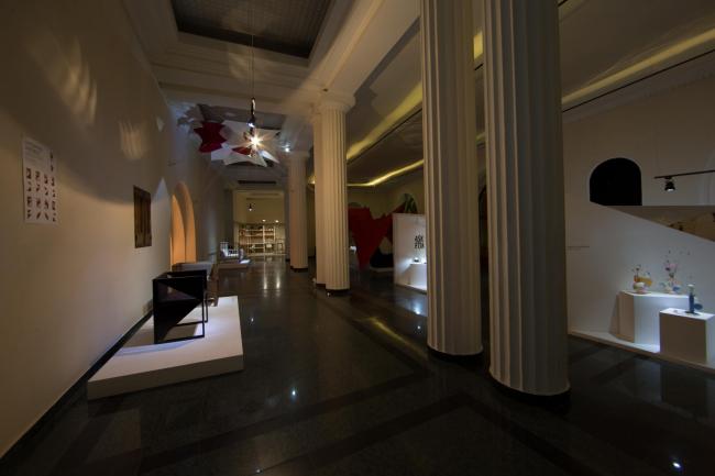 Выставка дизайна Nerka Design Happening. Фото предоставлено Nerka Design Project