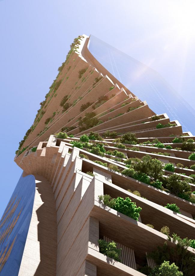 Башня Southbank by Beulah. Изображение © Norm Li