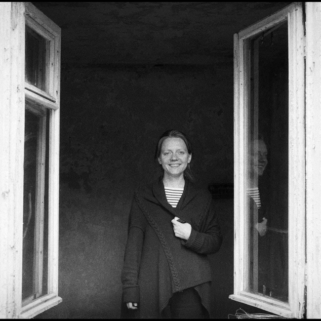 Мария Троян, преподаватель кафедры «Архитектура жилых зданий» МАРХИ. Фотография из личного архива