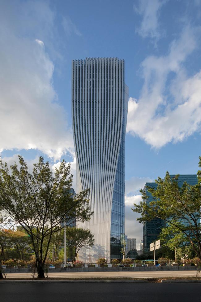 Здание компании Shenzhen Energy. Фото © Chao Zhang