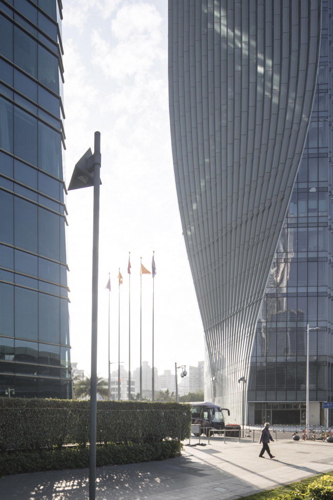 Здание компании Shenzhen Energy