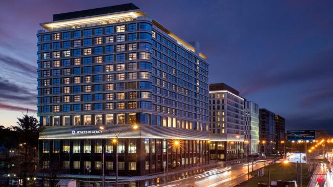 Отель Hyatt Regency. Изображение с сайта www.hyatt.com/