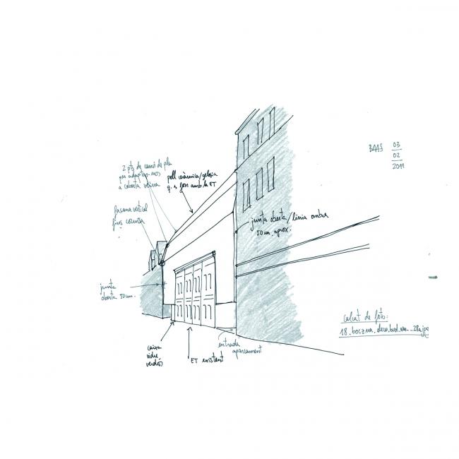 Факультет радио и телевидения Силезского университета © BAAS arquitectura
