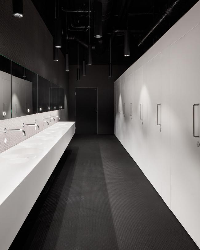 Музей Amos Rex © Tuomas Uusheimo