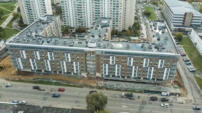 Апарт-комплекс «Ландыши» на улице Саморы Машела © фотография предоставлена компанией Cuuber, http://cuuber.com
