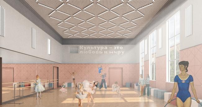 Концепция модернизации домов культуры Подмосковья. АБ Planet 9 + ABCdesign + Агентство стратегического развития «Центр»