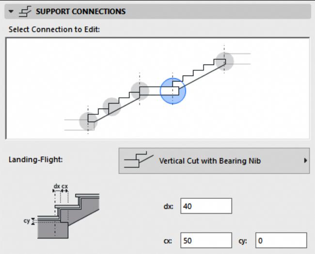 GRAPHISOFT®  Одно из преимуществ новой версии – расширение линейки соединительных узлов