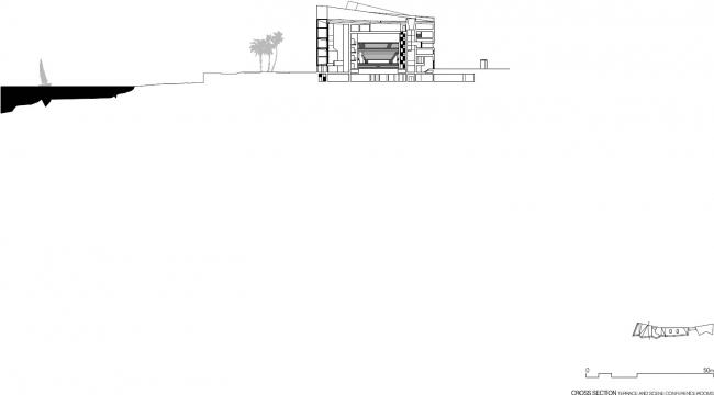 Дворец конгрессов и гостиница в Пальма-де-Майорка © Mangado y Asociados