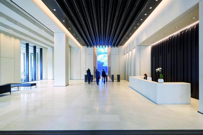 Офисный комплекс London Wall Place © Brookfield Properties