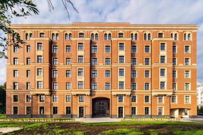 Жилой комплекс «Верона» © «Евгений Герасимов и партнеры»