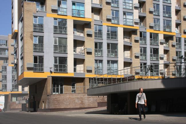 Апарт-комплекс «Ландыши» на улице Саморы Машела © «ГранПроектСити»