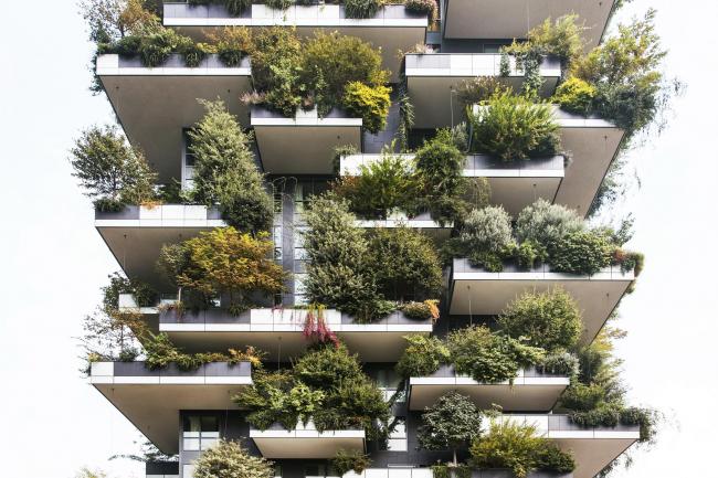Жилой комплекс Bosco Verticale © Giovanni Nardi