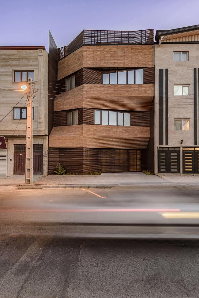 Дом в Корве. Фото © Reza Najafian