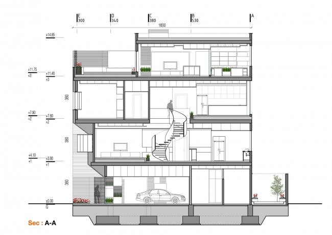 Дом в Корве © ReNa Design