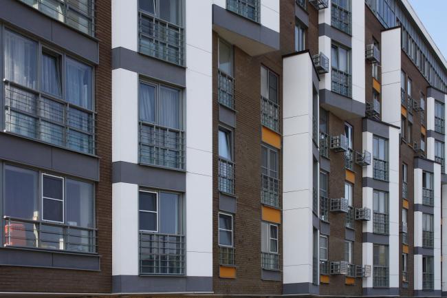 Гостиничный комплекс «Ландыши» на ул. Островитянова © ГрандПроектСити