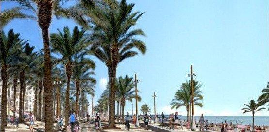 Плайа-де-Пальма - реконструкция прибрежной зоны
