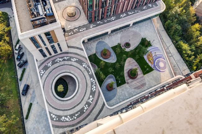 ЖК «Воробьев дом». Фотография © ADM