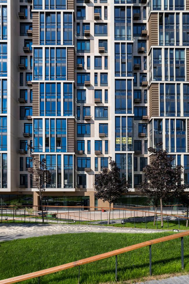 """""""Caramel"""" housing complex © ADM"""