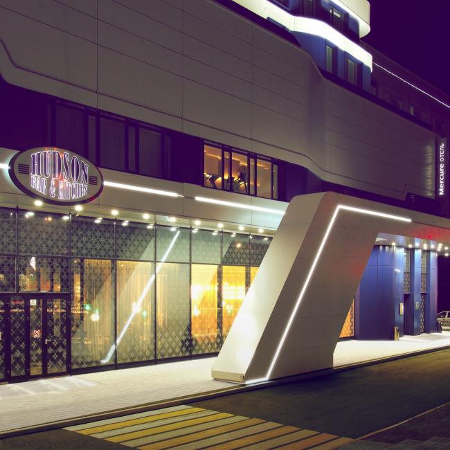 Отель «Mercure»
