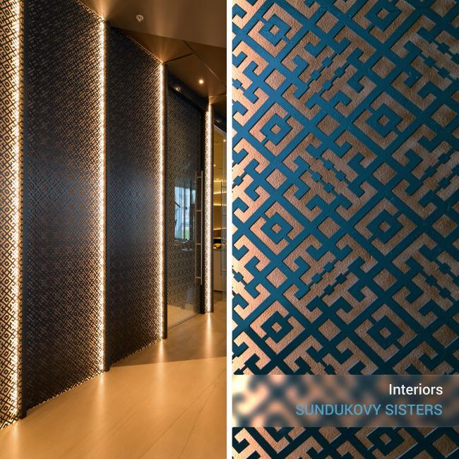 Отель «Mercure» © Архитектурное бюро «А.Лен»