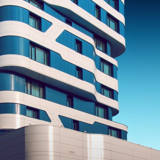 Mercure Hotel. Photograph