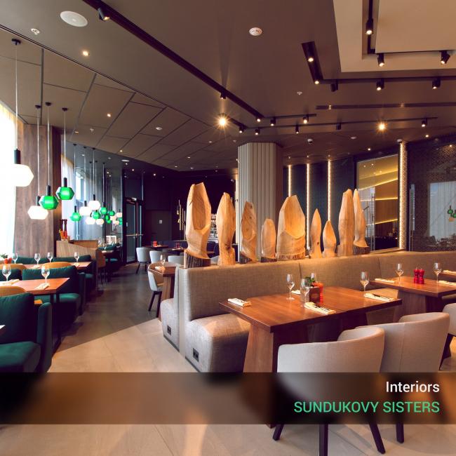 Mercure Hotel, interior design