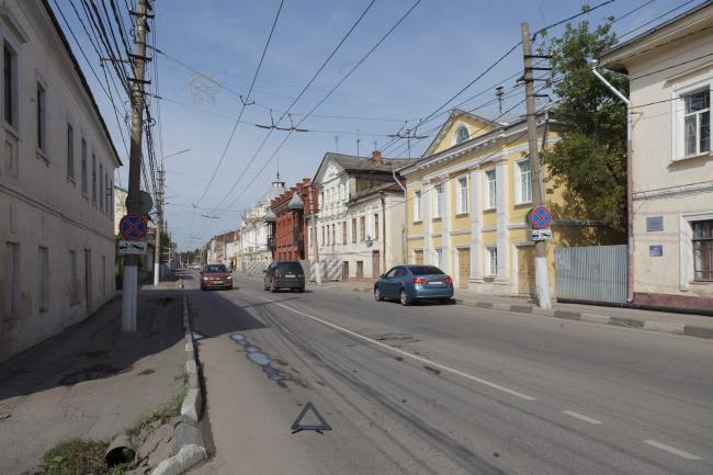 Улица Металлистов до реконструкции, 2017. Фотография предоставлена WOWHAUS