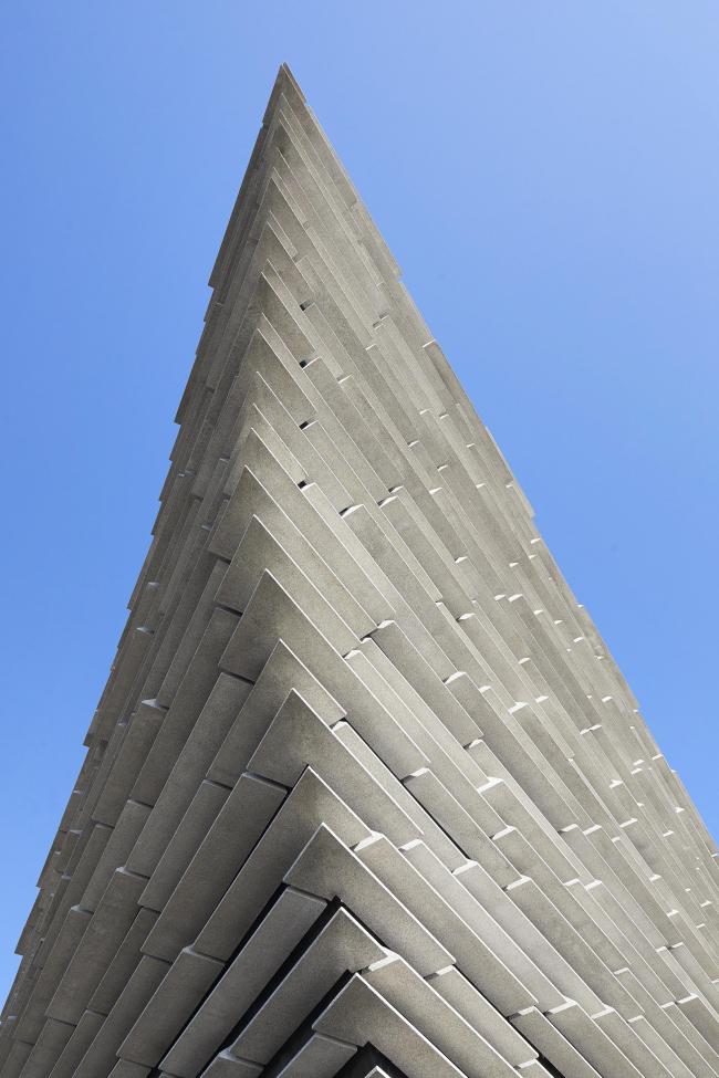 Филиал Музея Виктории и Альберта в Данди © Hufton+Crow